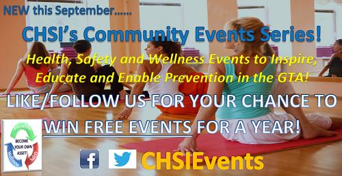 CHSI Community Events